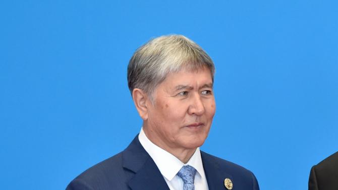 Бившият президент на Киргизстан Атамбаев отново е зад решетките