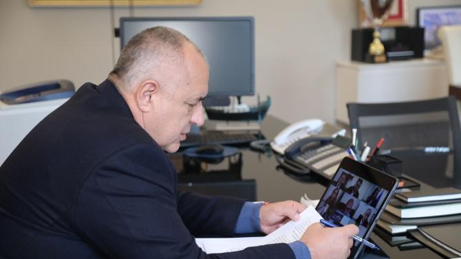 Борисов ще участва в заседанието на Европейския съвет на 15 и 16 октомври в Брюксел