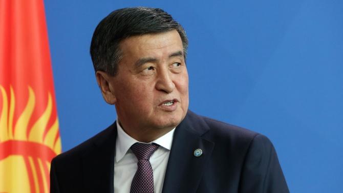 Президентът на Киргизстан: Не се държа за властта