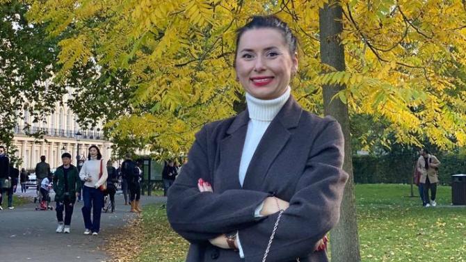 Наталия Кобилкина се премести в Лондон