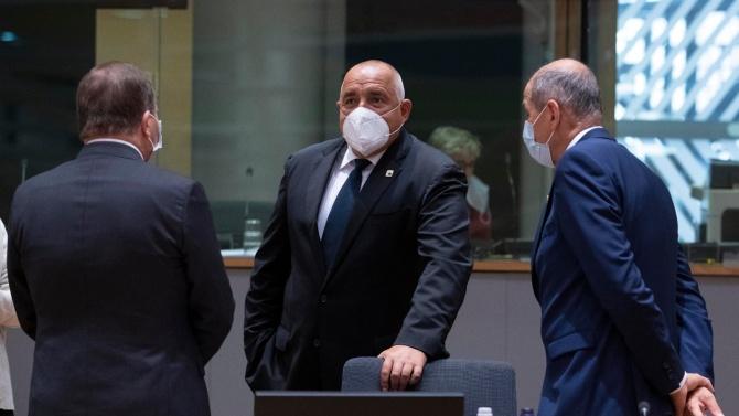 Борисов: Европейските държави трябва да действаме в синхрон, за да се справим с пандемията