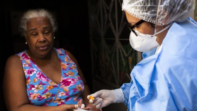 Бразилия с над 28 хиляди нови случая на коронавирус, Мексико с 5500