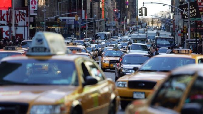 Автомобилът отново става крал в Ню Йорк