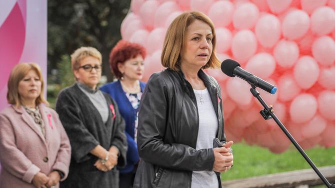 6 софийски болници се включват с безплатни прегледи за рак на гърдата
