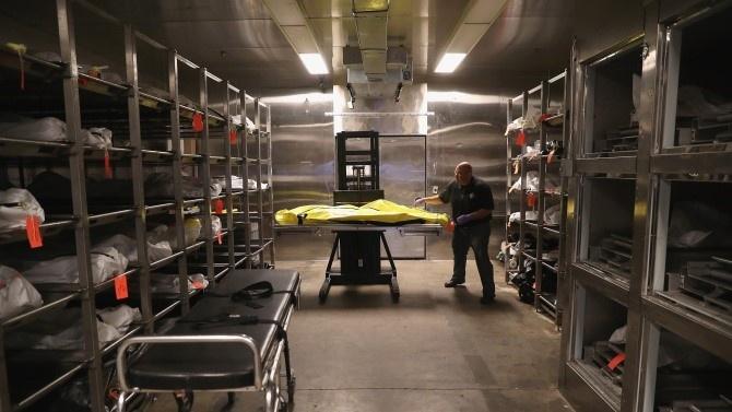 Смразяващ разказ на погребални агенти за възкръсналия мъртвец в Сливен