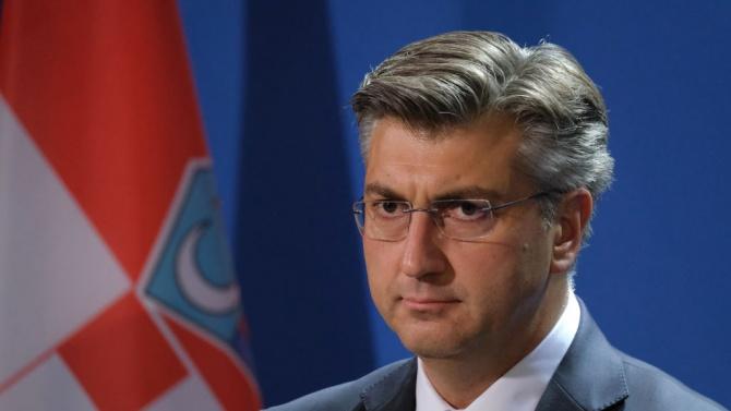 Андрей Пленкович получил писмо с бял прах и смъртни заплахи