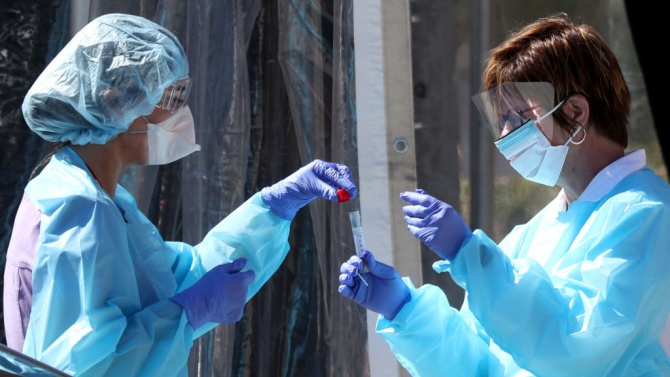 Вторият тест за коронавирус на германския президент Франк-Валтер Щайнмайер се
