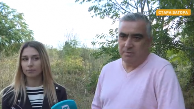 Бащата и дъщерята, по чиято кола бе стреляно, разказаха за инцидента
