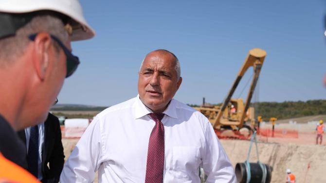 Ако президентските избори бяха днес, Борисов щеше да е новият държавен глава
