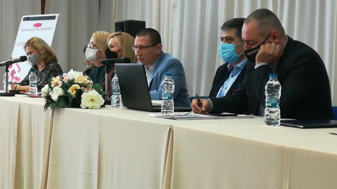 Проведе се събрание на Камарата на следователите в България