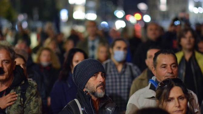 103-ти ден на протести в София