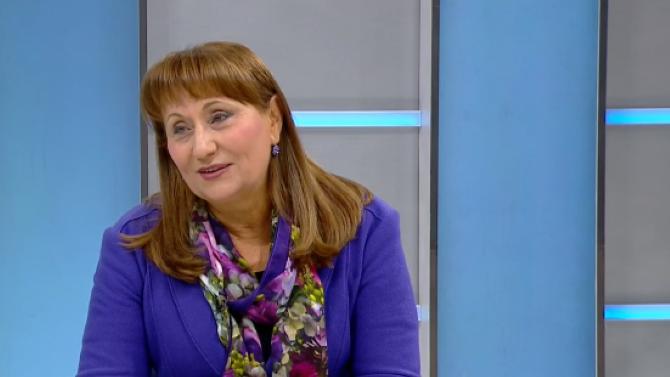 Лидия Шулева: Крайно време е пенсиите да бъдат преизчислени