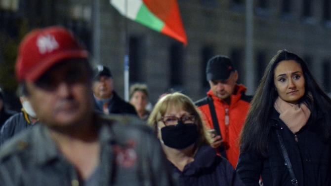 НА ЖИВО: 104-ти ден на протести в София