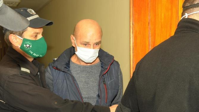 Постоянен арест за молдовеца, обвинен за касапницата край Лесово