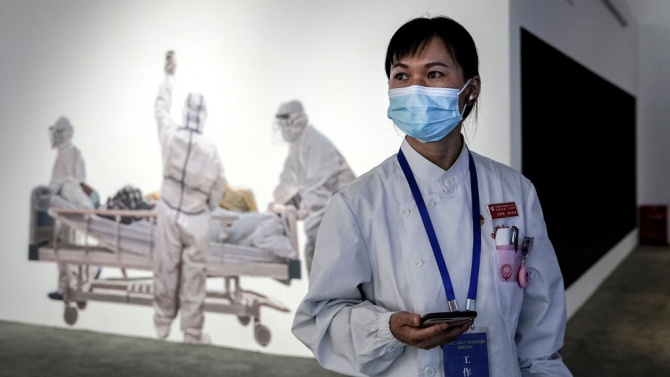 Китай съобщи за 11 нови случая на COVID-19