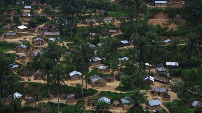Предполагаеми ислямисти освободиха 1300 затворници от затвор в ДР Конго