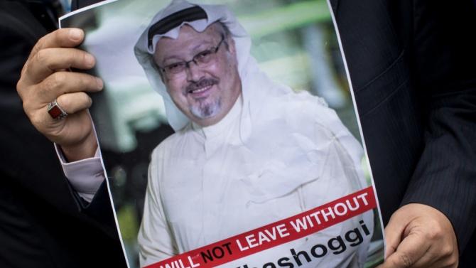 Годеницата на убития журналист Хашоги заведе иск срещу принц бин Салман
