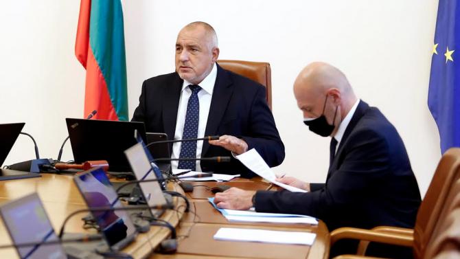 """Борисов: Възложих на ДАНС и ДАР да проверят кои са тези """"доброжелатели"""", за които говори Радев"""