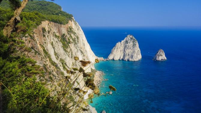 Земетресение от 4,1 по Рихтер край Крит