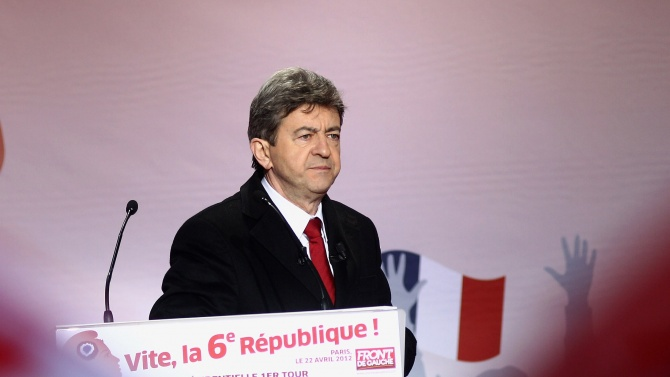 Чеченци вдигнаха мерника на френски политик