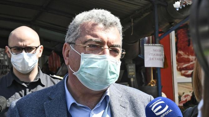 Д-р Данчо Пенчев: Карантината на президента е свалена