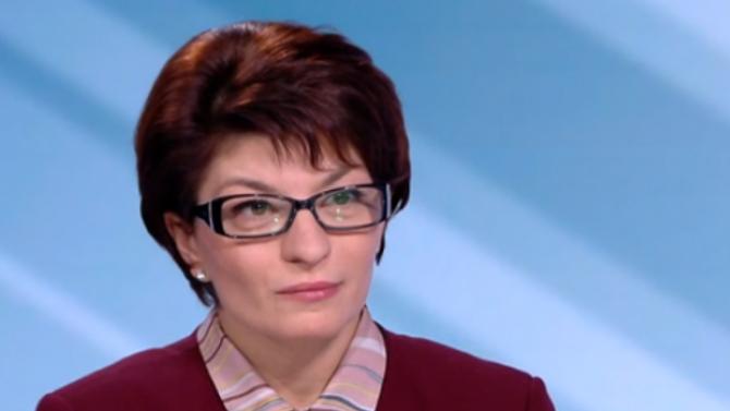 Десислава Атанасова: Радев говори несериозни неща и предизвиква международен скандал