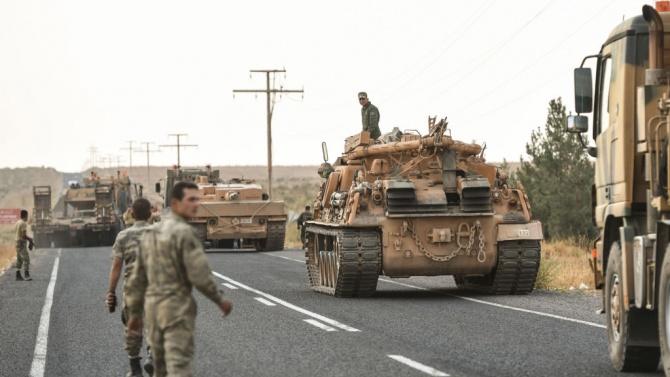 Турция праща войски в помощ на Азербайджан, ако Баку поиска