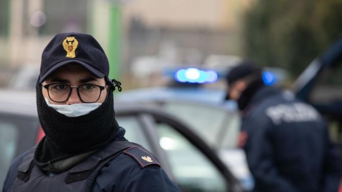 Рим налага нощен полицейски час заради коронавируса