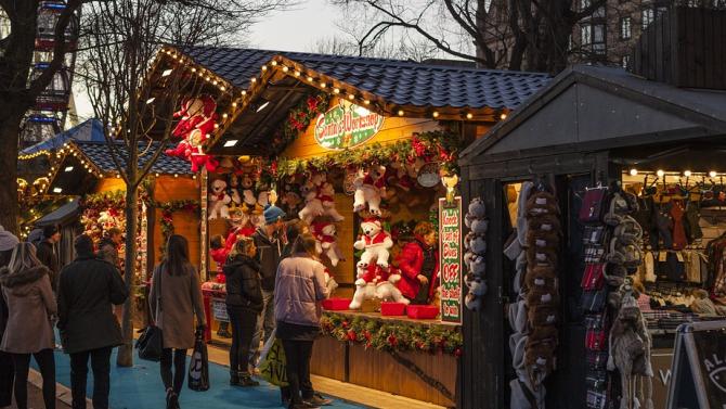 Коледният базар в Страсбург е отменен заради коронавируса