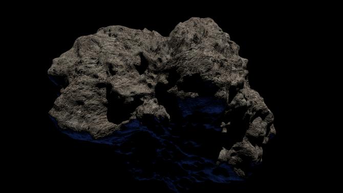 Пробата, която НАСА взе от астероид, може да съдържа отговора за възникването на живот на Земята