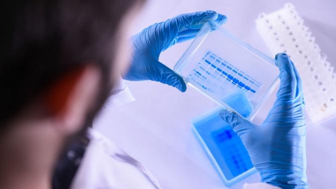 Украинските здравни власти регистрираха нов денонощен рекорд на заразени с