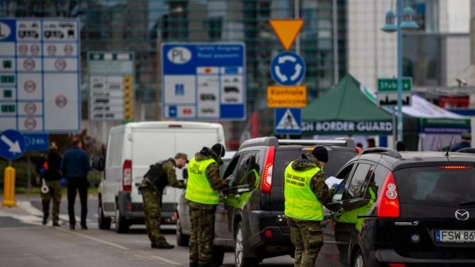 Германия и Нидерландия затягат мерките срещу Австрия
