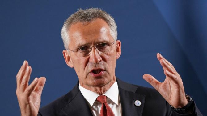 """Във военната база """"Рамщайн"""" в Германия НАТО ще създаде космически"""