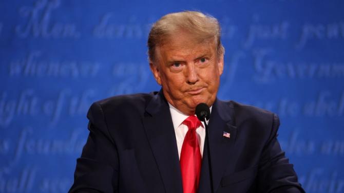 Доналд Тръмп: Не е моя вината, че вирусът се появи. Вината е на Китай
