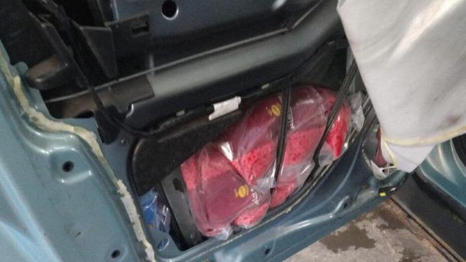 """Митнически служители на ГКПП """"Капитан Андреево"""" откриха и задържаха 143"""