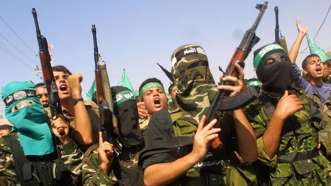 ХАМАС удрял Израел от Турция?
