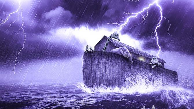 Изумителна находка на хиляди години издаде къде е Ноевият ковчег