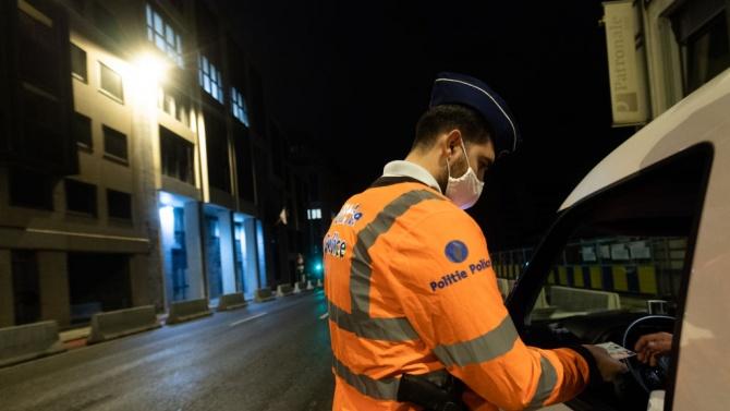 Полицейски час от 22 часа и магазините да затварят в 20 часа, решиха брюкселските власти