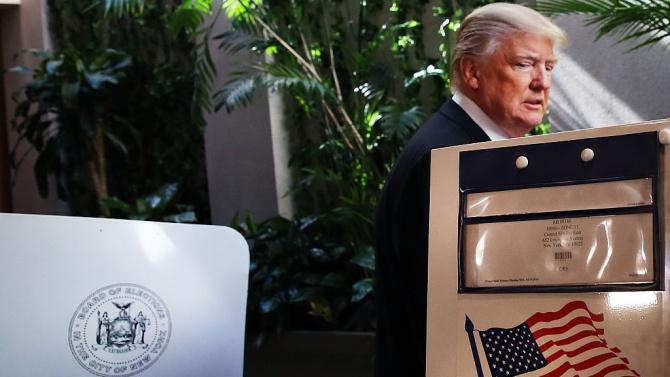 Президентът на САЩ: Гласувах за момче на име Тръмп
