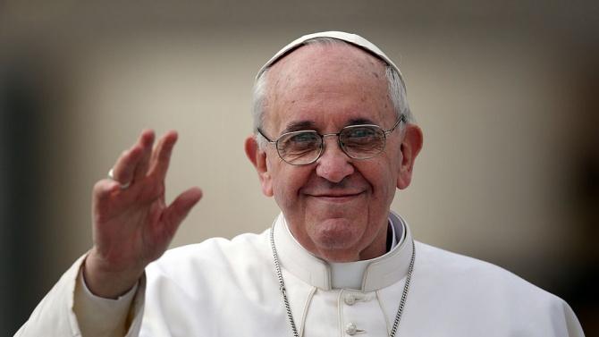 Папата прие испанския премиер на аудиенция без маски