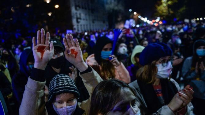 Нови протести срещу почти пълната забрана на абортите в Полша