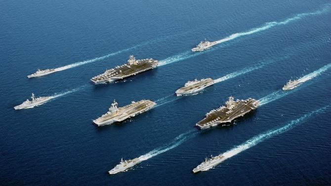 Пак ескалация на напрежението в Егейско море. Турция организира военни