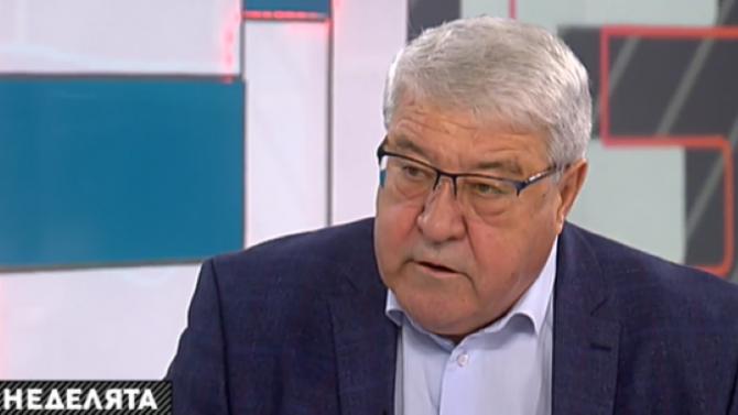 Спас Гърневски: ГЕРБ ще спечели изборите, Борисов отново ще е премиер