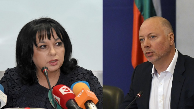Теменужка Петкова и Росен Желязков под карантина след контакт с премиера