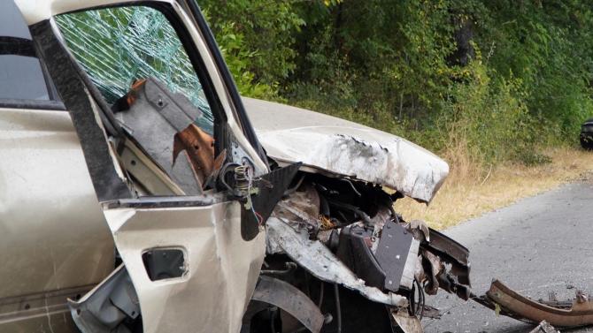 37-годишен мъж загина при катастрофа в Благоевградско