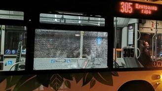 Потрошиха градски автобус в София