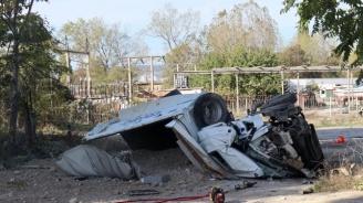 Фатален инцидент на Аспаруховия мост във Варна