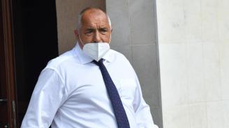 Борисов и трима министри под карантина