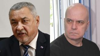 Валери Симеонов загуби делото срещу Слави Трифонов