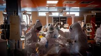 Броят на новите случаи на коронавирус в Италия за денонощие за пръв път надхвърли 20 000